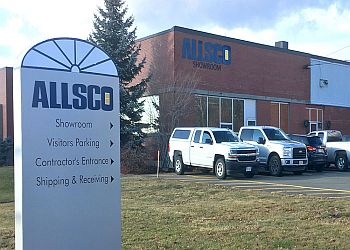Moncton window company ALLSCO