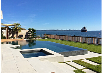 Burnaby pool service ALOHA POOLS LTD.