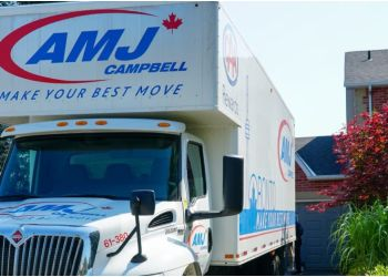 Barrie moving company AMJ Campbell