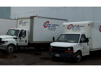 AMJ Campbell Thunder Bay Moving Companies