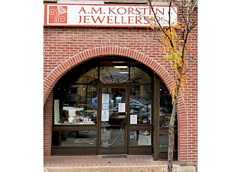 Orangeville jewelry A.M. Korsten Jewellers Inc.