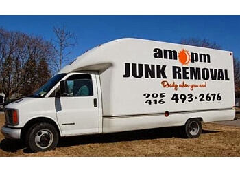 Pickering junk removal AMPM Junk Removal