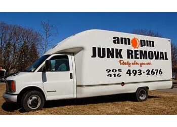 Whitby junk removal AMPM Junk Removal