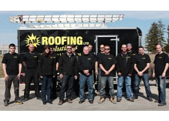 London roofing contractor AM Roofing Solutions Ltd.
