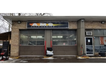 Ottawa car repair shop A.M.S. Auto Centre