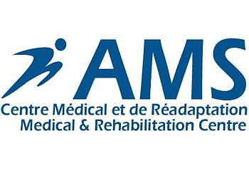 Montreal occupational therapist AMS Physiotherapy & Rehabilitation Centres