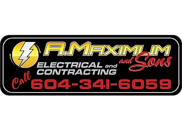 A Maximum & Sons Electrical and Contracting Vancouver Electricians