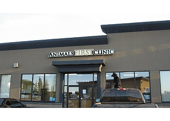 Grande Prairie veterinary clinic ANIMALS FIRST CLINIC