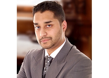 Newmarket criminal defense lawyer A. Neil Singh