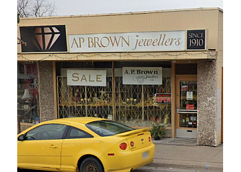 Welland jewelry A P Brown Jewellers