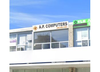 Ajax computer repair A.P. COMPUTERS INC.