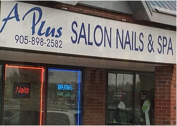 Newmarket nail salon A PLUS NAILs & SPA