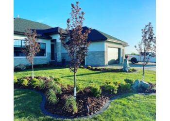 Edmonton landscaping company APS Landscaping Inc.