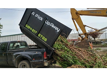 Maple Ridge junk removal A Pick Up Away Disposal Service