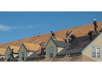 Richmond Hill roofing contractor ARCAMM ROOFING