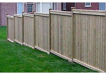 Ajax fencing contractor ARENA FENCE & DECK