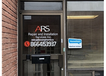Vaughan appliance repair service ARS Repairs and Installation services Inc