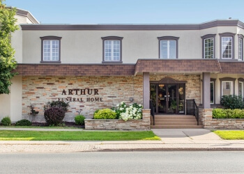 Sault Ste Marie funeral home Arthur Funeral Home