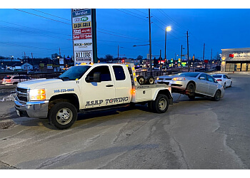 Richmond Hill towing service ASAP Towing Services Inc.