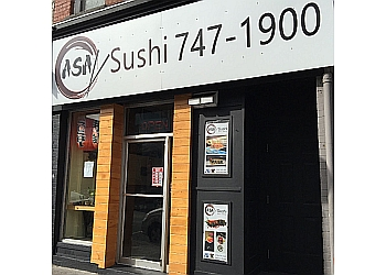 St Johns japanese restaurant ASA Sushi