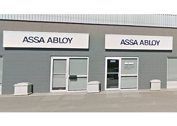 Saskatoon garage door repair ASSA ABLOY