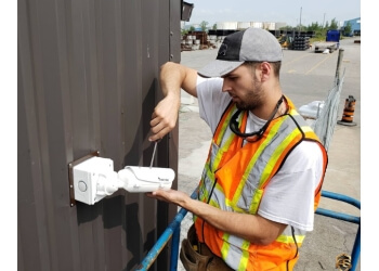 Burlington security system A.S. Security & Surveillance Burlington