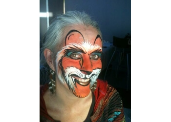 Burnaby face painting A-Star Art Parlour