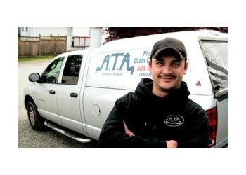 Coquitlam plumber A.T.A Plumbing & Drain Cleaning Ltd.