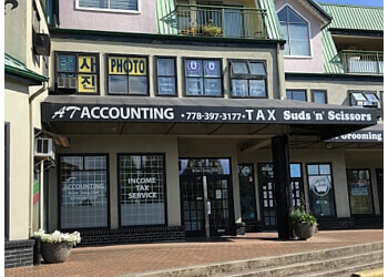 Coquitlam tax service AT Accounting & Income Tax Service