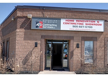 Oakville home builder ATD Contracting Services Inc.