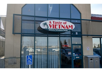 Sherwood Park vietnamese restaurant A Taste of Vietnam