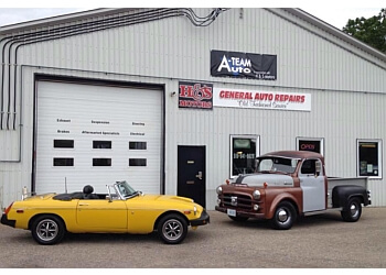 Orangeville car repair shop A-TEAM AUTO / H & S MOTORS LTD.