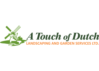 Stratford landscaping company A Touch of Dutch Landscaping & Garden Services Ltd.