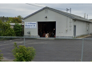 A. Villeneuve Mechanical Ltd.