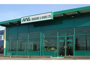 Prince George window company AWG Windows & Doors Ltd.