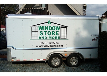 Kelowna window company A Window Store and More