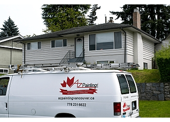 Burnaby painter AZ Painting LTD.