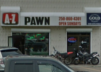 Kelowna pawn shop A-Z Pawn