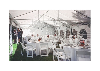 Burnaby event rental company Aardvark Armadillo Tents Inc