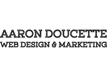Fredericton web designer Aaron Doucette