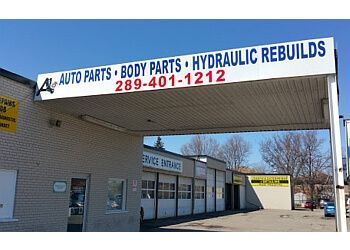 Brampton auto parts store Abaccus Auto Parts & Rebuild Center