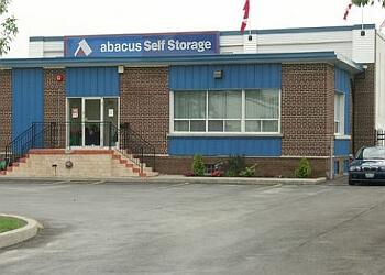 Richmond Hill storage unit Abacus Self Storage