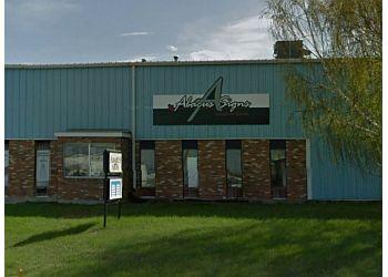 Saskatoon sign company Abacus Signs (2013) Inc.