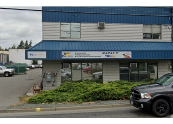 Abbotsford auto body shop Abbey Collision Ltd.
