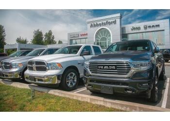 Abbotsford car dealership Abbotsford Chrysler Dodge Jeep Ram