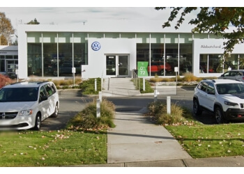 Abbotsford car dealership Abbotsford Volkswagen