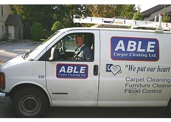 Maple Ridge carpet cleaning Able Carpet Care