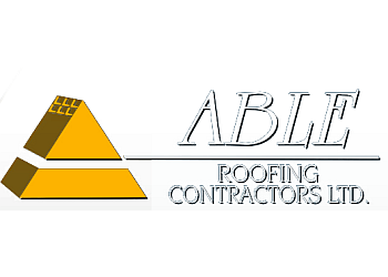 Kamloops roofing contractor Able Roofing Contractors Ltd.