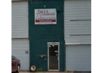 North Bay locksmith Able's Locksmithing