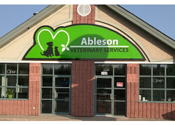 Sault Ste Marie veterinary clinic Ableson Veterinary Services